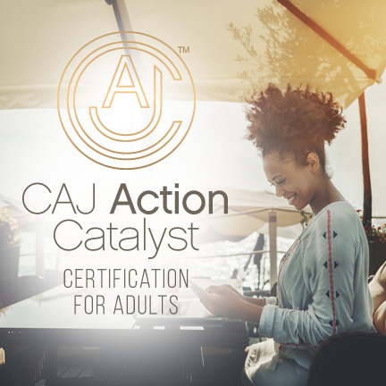 CIJ Action Catalyst Certification for Adults