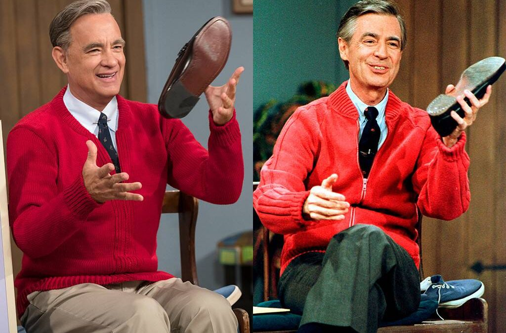 My First Guru was Mr. Rogers…Who Knew?